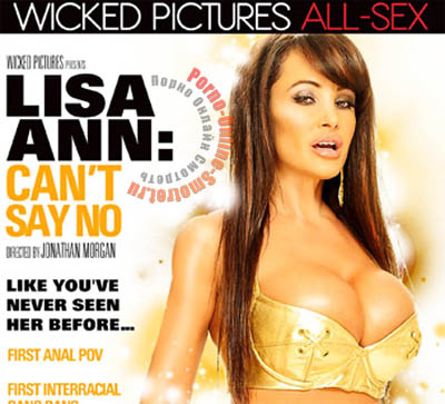 "���� ��� �� ����� ������� ""���"" / Lisa Ann: Can't Say No"