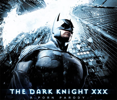 ������ ������ - ������������ / The Dark Knight XXX: A Porn Parody