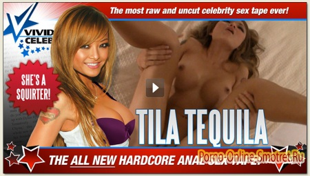 Порнофильм Tila Tequila: Анал и Сквирт! / Back Doored And Squirting онлайн